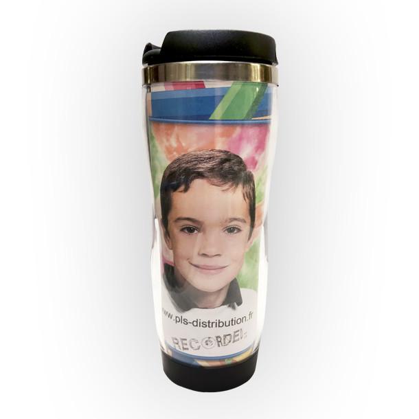 Mug Personnalisable Cm Photo 15x21 Au Format Une Isotherme Avec lK5T3u1FJc