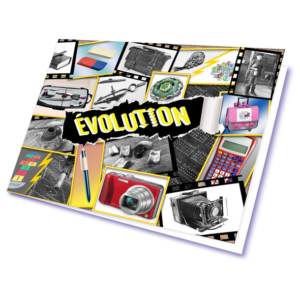 GR070 - EVOLUTION ( New 2018 )